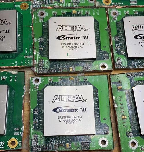 回收阿尔特拉拆机芯片